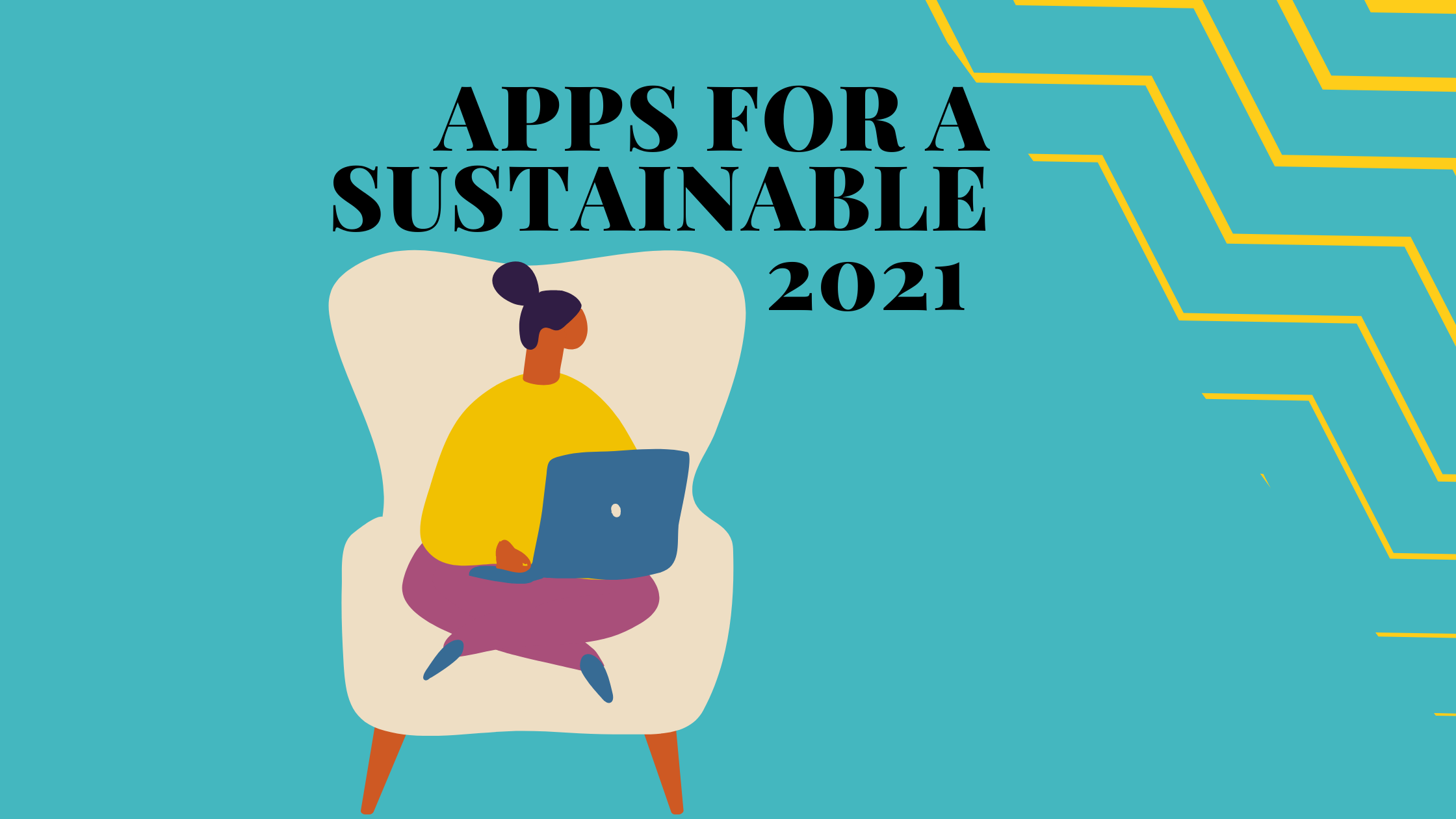 sustainable apps 2021